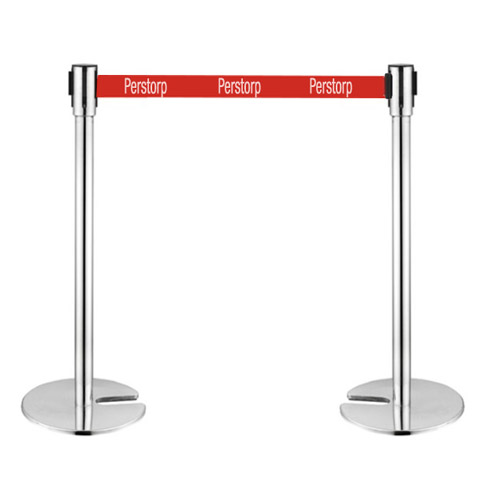 Stackable Stainless Steel Queue Up Stand