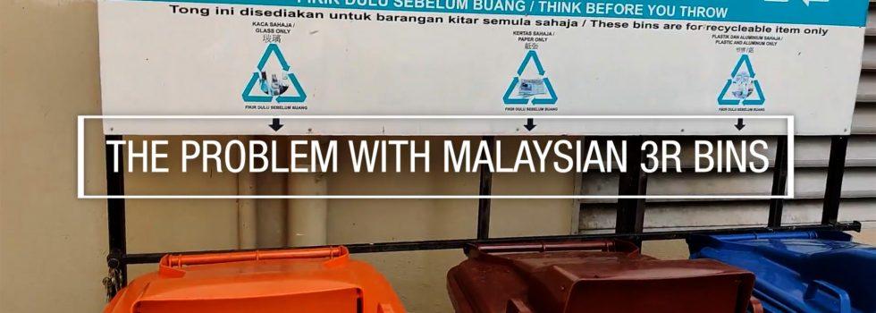 Malaysian 3R Bins