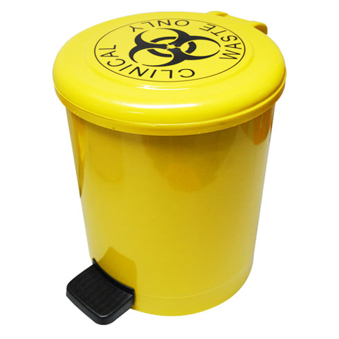 Clinical Waste BIn 22L