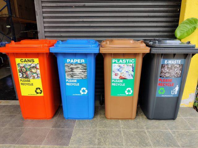 Recycling Bins In Malaysia
